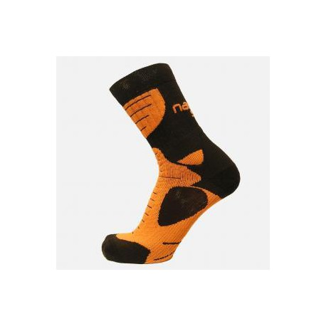 Anatomické outdoor ponožky s nano stříbrem