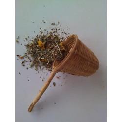 Šťovík /kyseláč/ nať 50g. Herba rumicis acetone