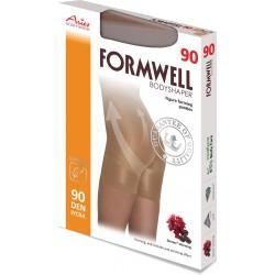 FORMWELL Bodyshaper - formující kalhotky 90DEN Sanitized® Silver