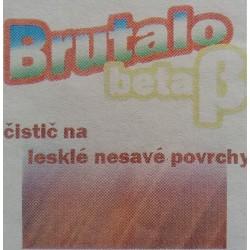 ČISTIČ BRUTALO BETA