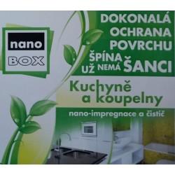 NANO BOX Kuchyně, koupelny, bazény,