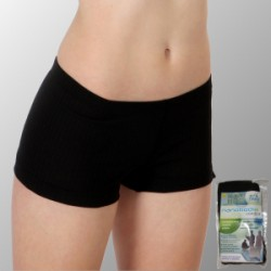 DÁMSKÉ HOT PANTS S NANO STŘÍBREM
